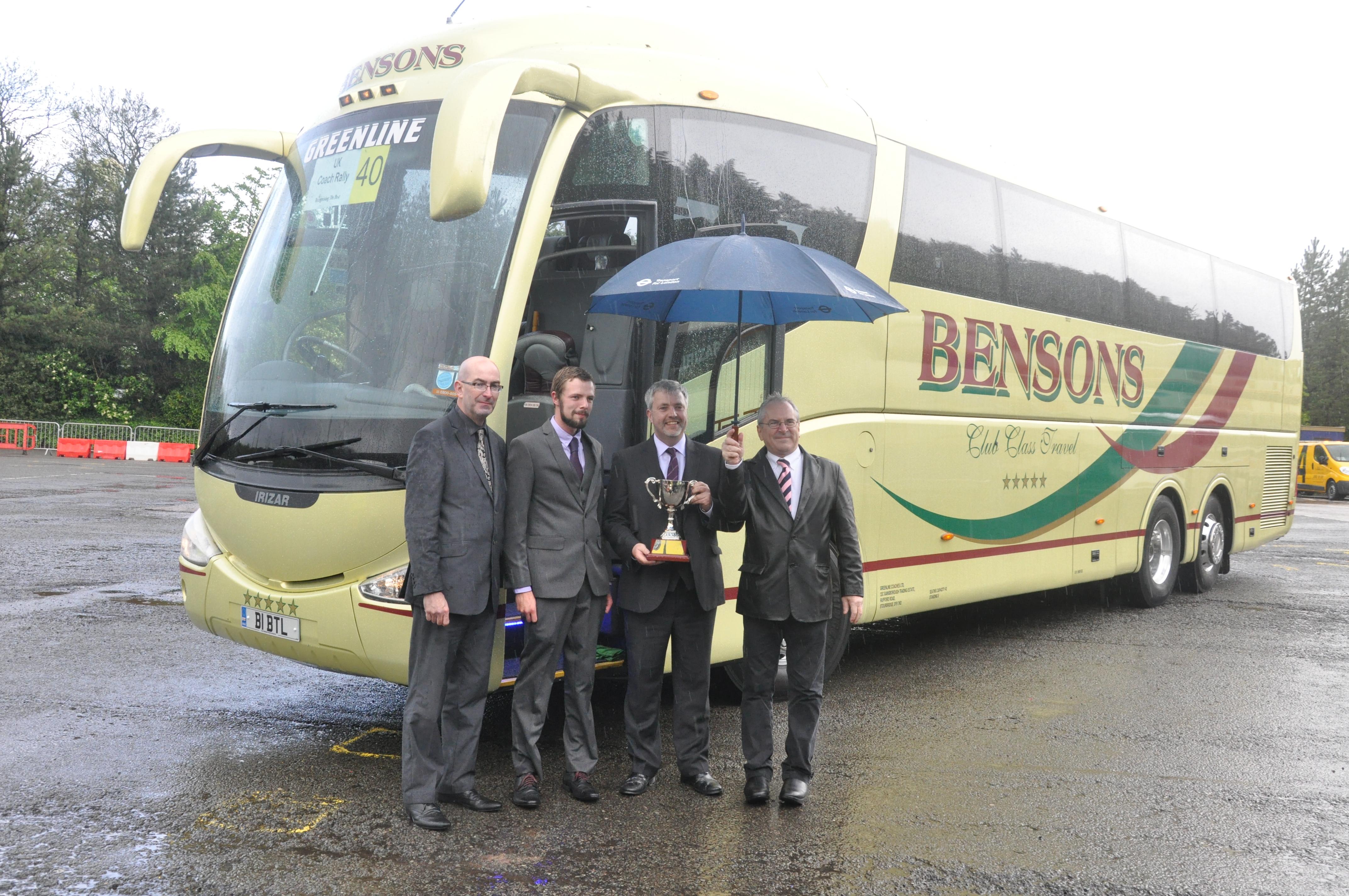 Bensons Travel Ltd