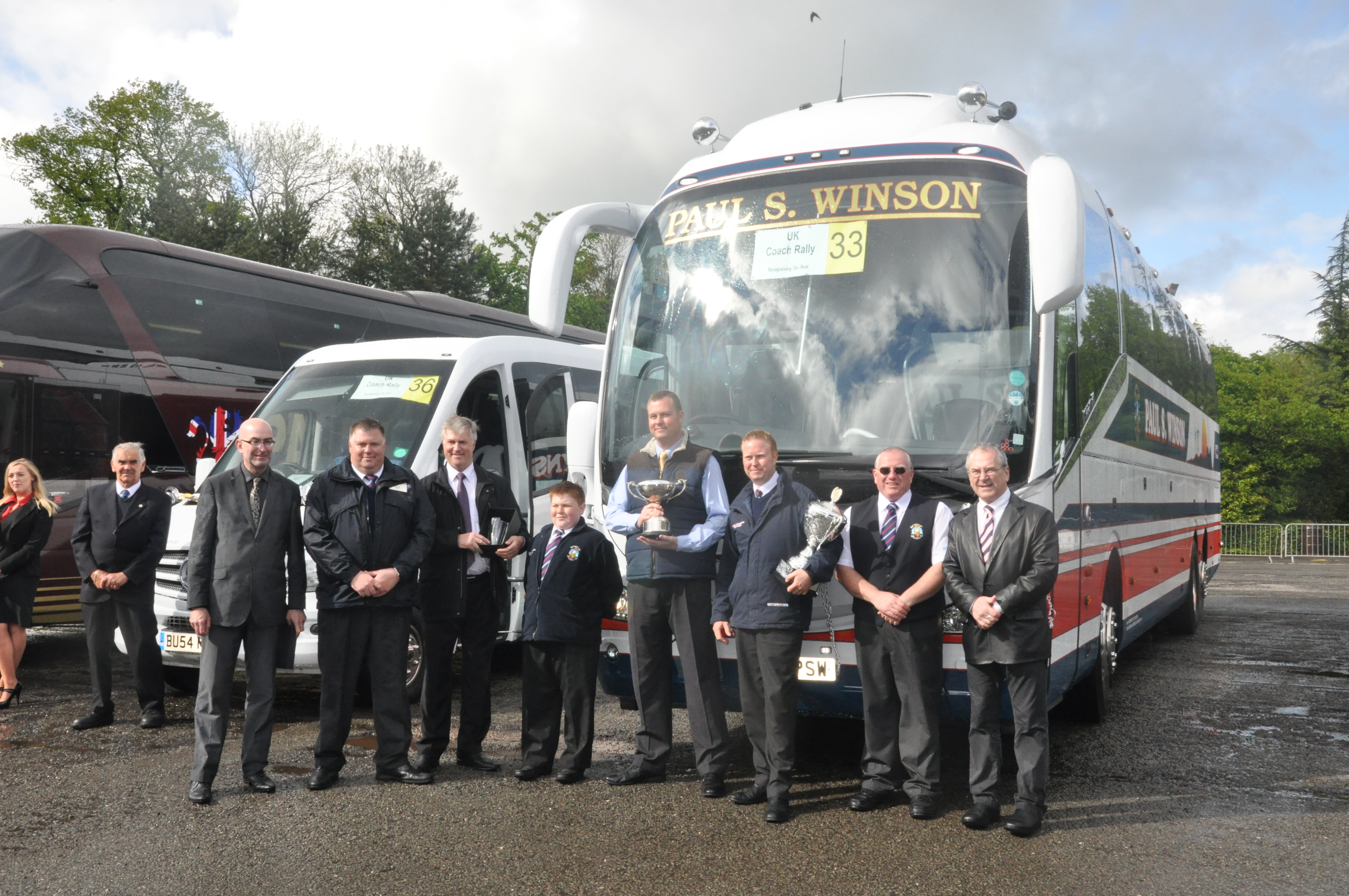 Paul S Winson (Coaches) Ltd